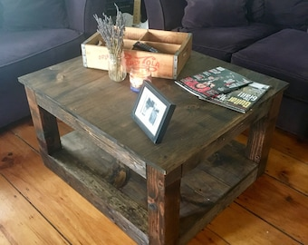 Coffee Table, Farmhouse Coffee Table, Reclaimed Wood, Home Decor, Livingroom, Living Room, Table, Rustic, Rustic Coffee Table