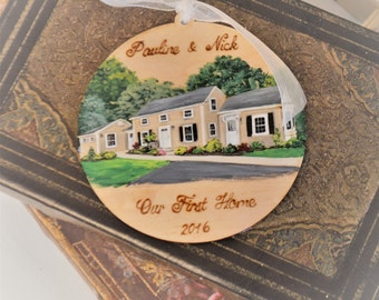 Custom Home Painting, Ornament