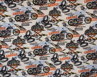 Motorcycles mechanic hardware Lounge pants pajama dorm flannel made to order your choice size XS - 2X