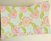 Custom Yellow Floral Pillow Case for Sarah V.