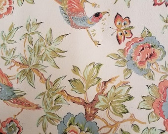 Vintage Roll of Wall Paper