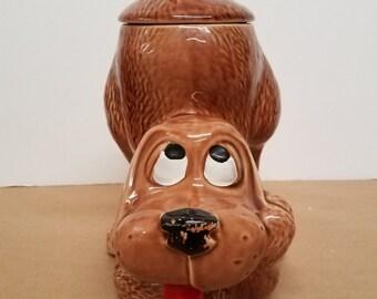 Vintage McCoy Dog Cookie Jar