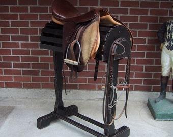 English Saddle Stand