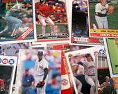 Boston Red Sox Baseball Card Lot 50 Cards