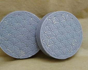 The Flower of Life Soap