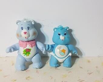 Vintage Care Bears Posables MINT