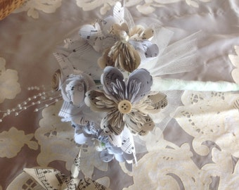 Affordable DIY Wedding Bouquet Includes 6 Flowers Plus Supplies