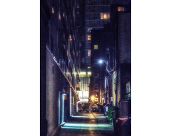 Lanes and Lights