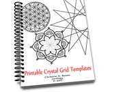 Printable Crystal Grid Templates Ebook PDF Format earthegy