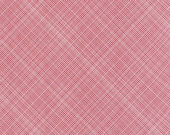 The Cookie Exchange by Sweetwater - Bakers Twine in Red (5625-22) - Moda - 1 Yard