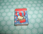 Rare Vintage 1984 Sanrio Hello Kitty Balloon Sealed eraser rubber gomme gommine radiergummi