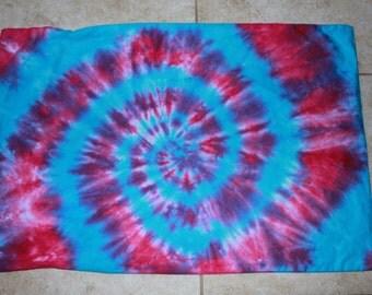 Tie Dye Pillowcase standard AS IS
