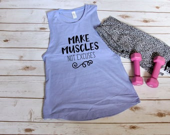 how to make a muscle tank top