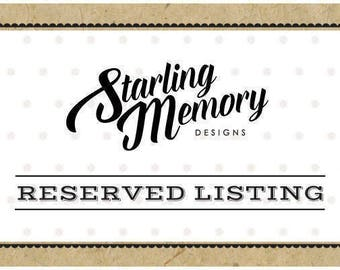 RESERVED FOR KEVIN - Made to Order Custom Logo Design Cost Difference