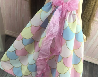 Blythe Angel Dress - Pretty Pastels