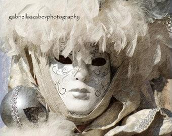"Carnival of Venice, Mask Photos, Venice Photography, Italy Photography, Travel Photography - ""Carnevale di Venezia XXXVI"""