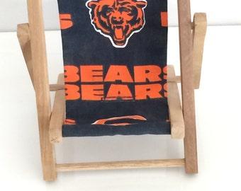 NFL Chicago Bears Team Logo Custom Cell Phone Chairs Mamakohawaii