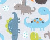 Custom Dino Blanket