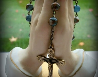 Prayer Chaplet to St. Francis of Assisi - Patron Saint of Animals