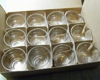 OYSTER CUPS One (1) Dozen