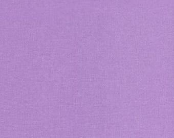 """Fabric Remnant, Dahlia, Kona Cotton, Robert Kaufman Fabrics, 31"""""""