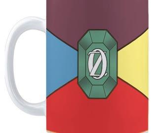 Historical Flag of Oz Coffee Mug, 11oz or 15oz