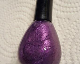 marauder - a shimmery violet nail polish
