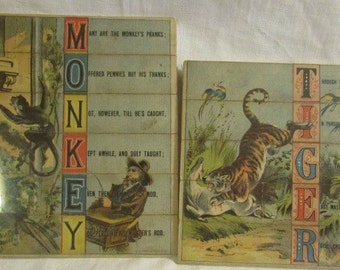Seymour Vintage Word Puzzles
