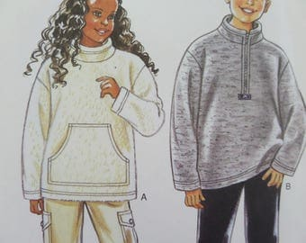 Sewing Pattern Fleece Top Etsy