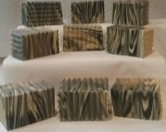 Goatmilk and Activated Charcoal Soap