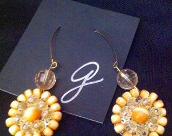 Upcyled Vintage Earrings
