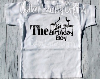 Birthday Boy tee shirt for the hipster kid Happy Birthday Boys tee shirt, birthay boys tee shirt