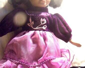 Dan Dee Black African Doll