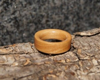 Size 3 - Olive Wood Ring