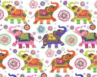 Flannel Elephants Etsy