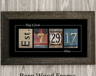 Wedding Gifts Personalized, Wedding Gifts for Couple, Bridal Shower Gift, Mother of the Bride Gift, Gift for Parents, Gifts for Bride
