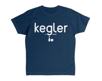 Kegler - Fair Trade T-Shirt Herren