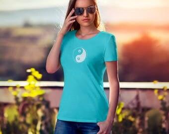 Earth Day Shirt / anti trump shirt /feminist/yin yang /gift for her/mother's day gift/inspirational t-shirt/Women's t-shirt/ Life is Balance