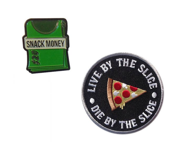 Snack Pack | Snack Money + Pizza set