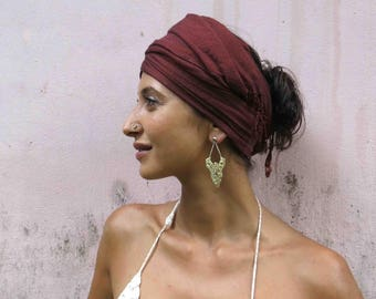 Shipibo Brass Earrings