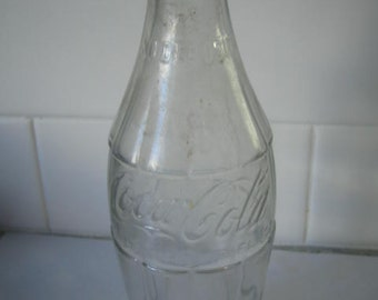 Vintage Coca-Cola Bottle... Coke Bottle