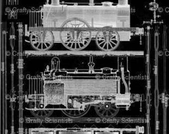 Trains •Big Kid •Custom