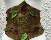 Woodland corset belt- Woodland corset- fairy pixie elf- fantasy costume- fairytale belt- woodelf costume- elven costume- belt-steampunk