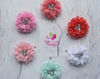 You Pick 1 Baby Bow - Baby Girl Hair Clips - Alligator Clips - Baby Girl Hair Bow - Baby Hair Accessories  Toddler Hair bows - Hair Clippies