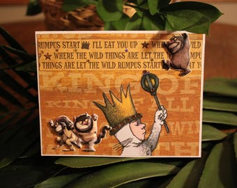 Wild Things - Rumpus