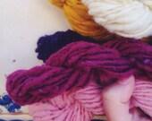Portuguese Merino Weaving Pack Mini Skeins (5 colours)