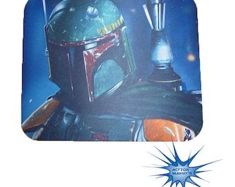 Star Wars Boba Fett Anti Slip PC Gamer Picture Mouse Pad