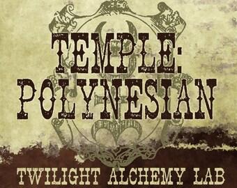 Temple: Polynesian - TAL Oil