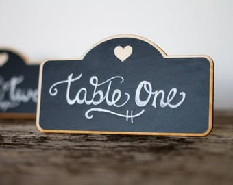20 Wedding Chalkboard Signs, Table Numbers, BLANK Chalkboard Signs, Rustic Wedding Chalkboard Sign, Dessert Table, Gift Table, Wedding Sign