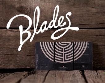 DE Safety Razor Blades